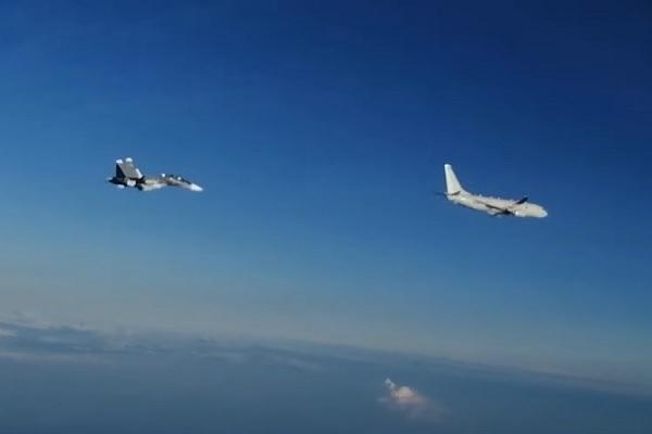Máy bay Mỹ áp sát không phận, Nga điều tiêm kích đánh chặn