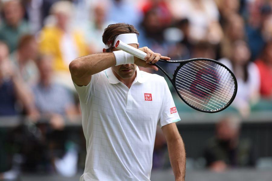 Wimbledon 2021: Federer dừng bước trước tay vợt kém 16 tuổi