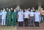30 y bác sĩ BV Bệnh nhiệt đới Trung ương chi viện TP.HCM