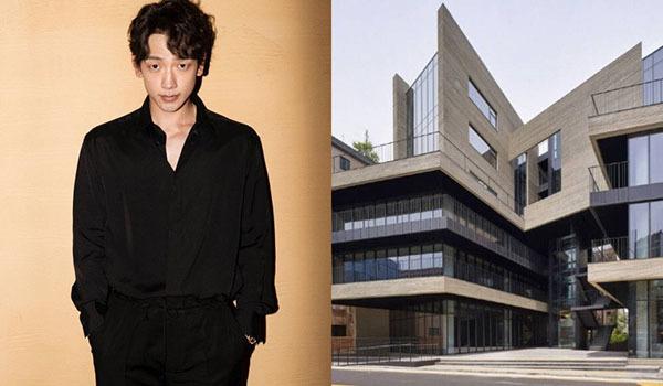 Bi Rain mua tòa nhà hơn 1.800 tỷ đồng ở trung tâm Gangnam