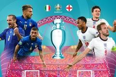 Anh được cược thắng Italy loạt đấu luân lưu chung kết EURO 2020