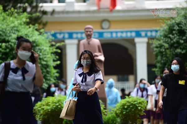Thừa Thiên Huế có thí sinh đạt điểm 10 môn Văn