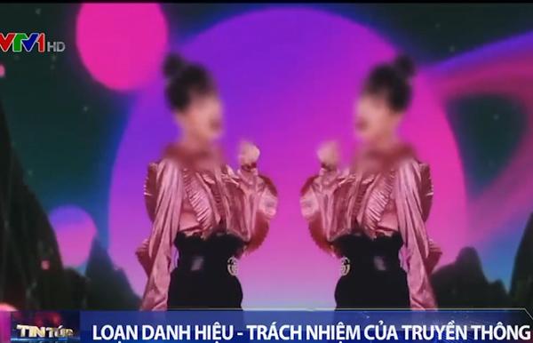 Loạn danh xưng của showbiz Việt bị lên án trên sóng VTV
