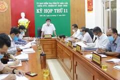 Vi phạm công tác cán bộ, nguyên Trưởng Ban tổ chức huyện bị cảnh cáo