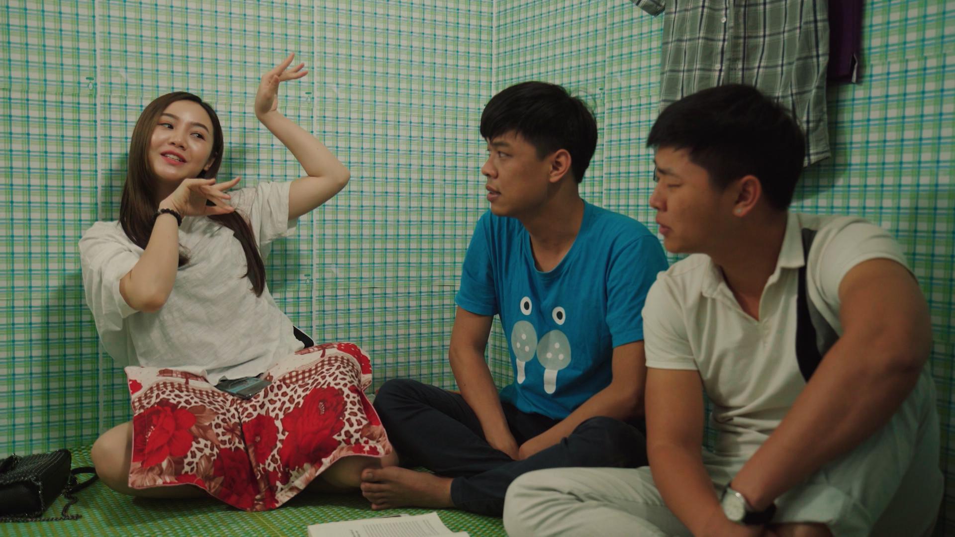 Quỳnh Kool đóng cặp với Trung Ruồi trong phim mới