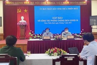 Chủ tịch Thừa Thiên-Huế lên tiếng việc 26 công dân phải cách ly ở Quảng Trị