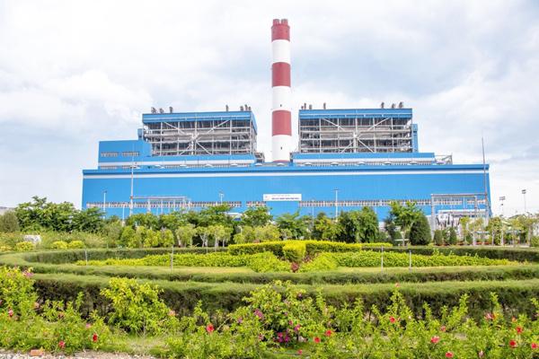 6 tháng đầu năm, Nhiệt điện Vĩnh Tân vượt 107,8% kế hoạch sản xuất