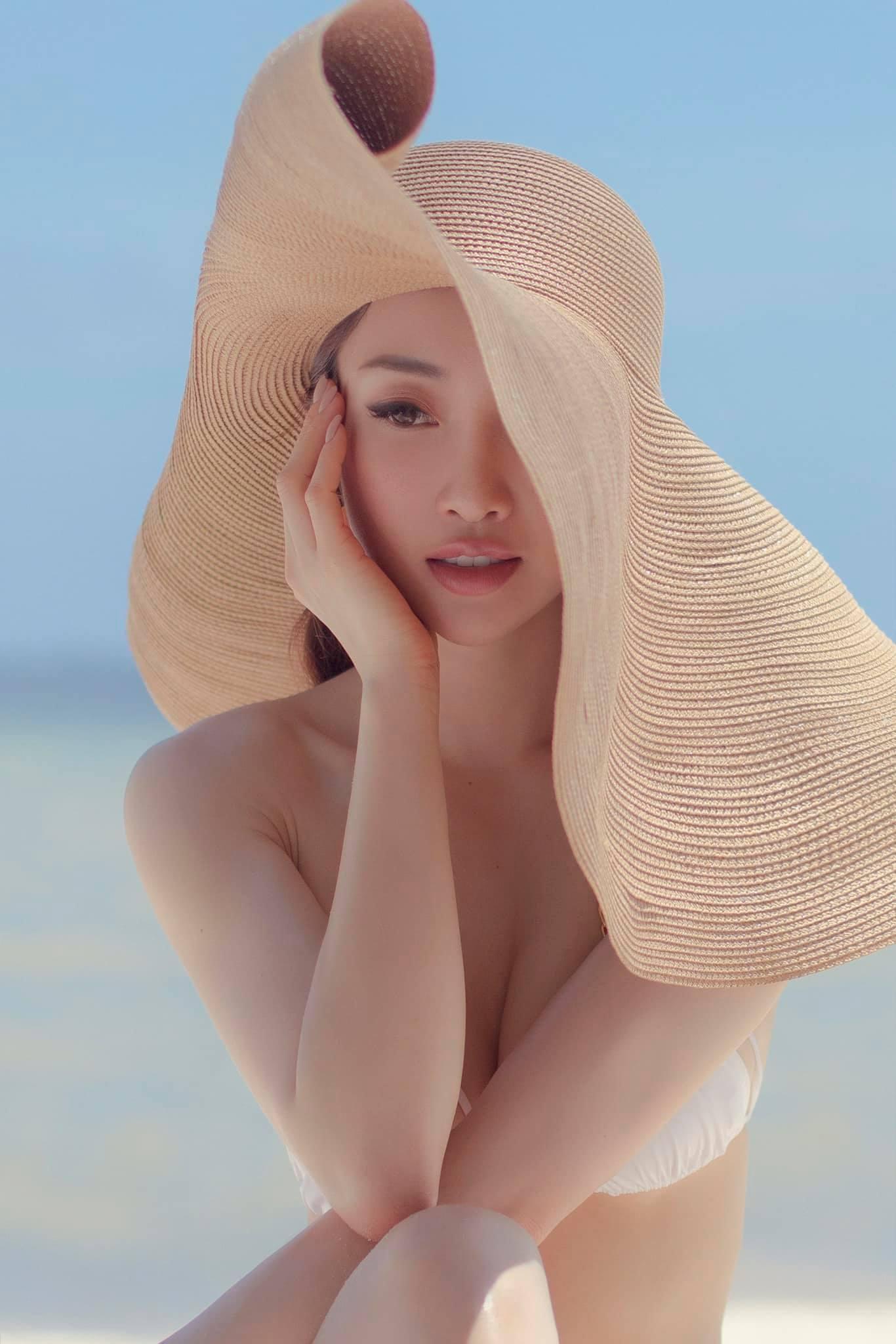 Vợ kém 16 tuổi nóng bỏng của Chi Bảo