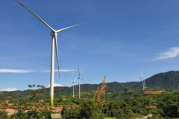 Quảng Trị: Các dự án điện gió khẩn trương 'về đích' trước ngày 1/11/2021