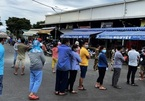 Sáu người gia đình chủ bán thịt heo ở chợ Bình Điền dương tính nCoV