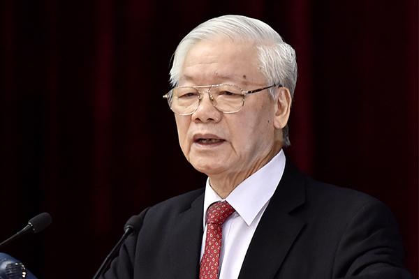 Toàn văn phát biểu của Tổng Bí thư bế mạc Hội nghị Trung ương 3