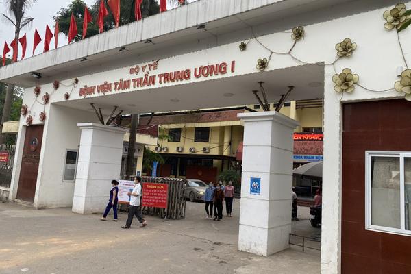 Bắt y tá và hộ lý vụ 'bay lắc' trong Bệnh viện Tâm thần trung ương 1