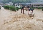 Lũ lụt hoành hành ở nhiều tỉnh của Trung Quốc