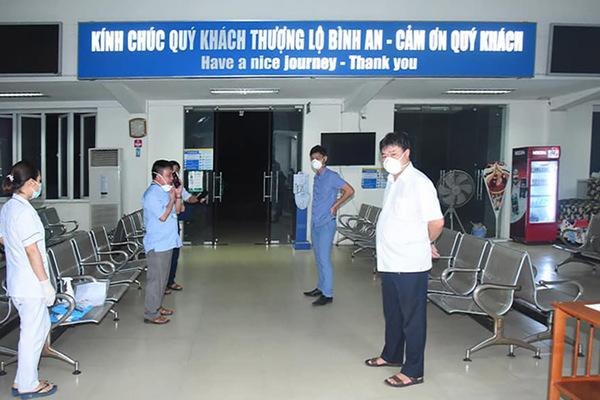 Nghệ An họp khẩn bàn cách đón hành khách từ Sài Gòn về ga Vinh