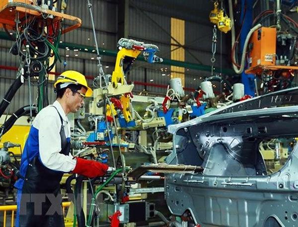 Vietnam to solve bottlenecks to develop its auto industry