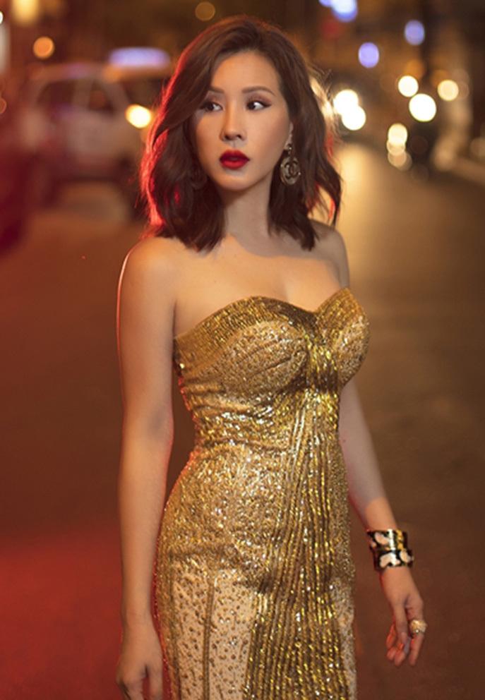 Vy Oanh: 'Tôi bị hoa hậu Thu Hoài vu khống'