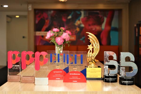 Kể chuyện thương hiệu mới lạ, FWD được vinh danh giải thưởng quốc tế