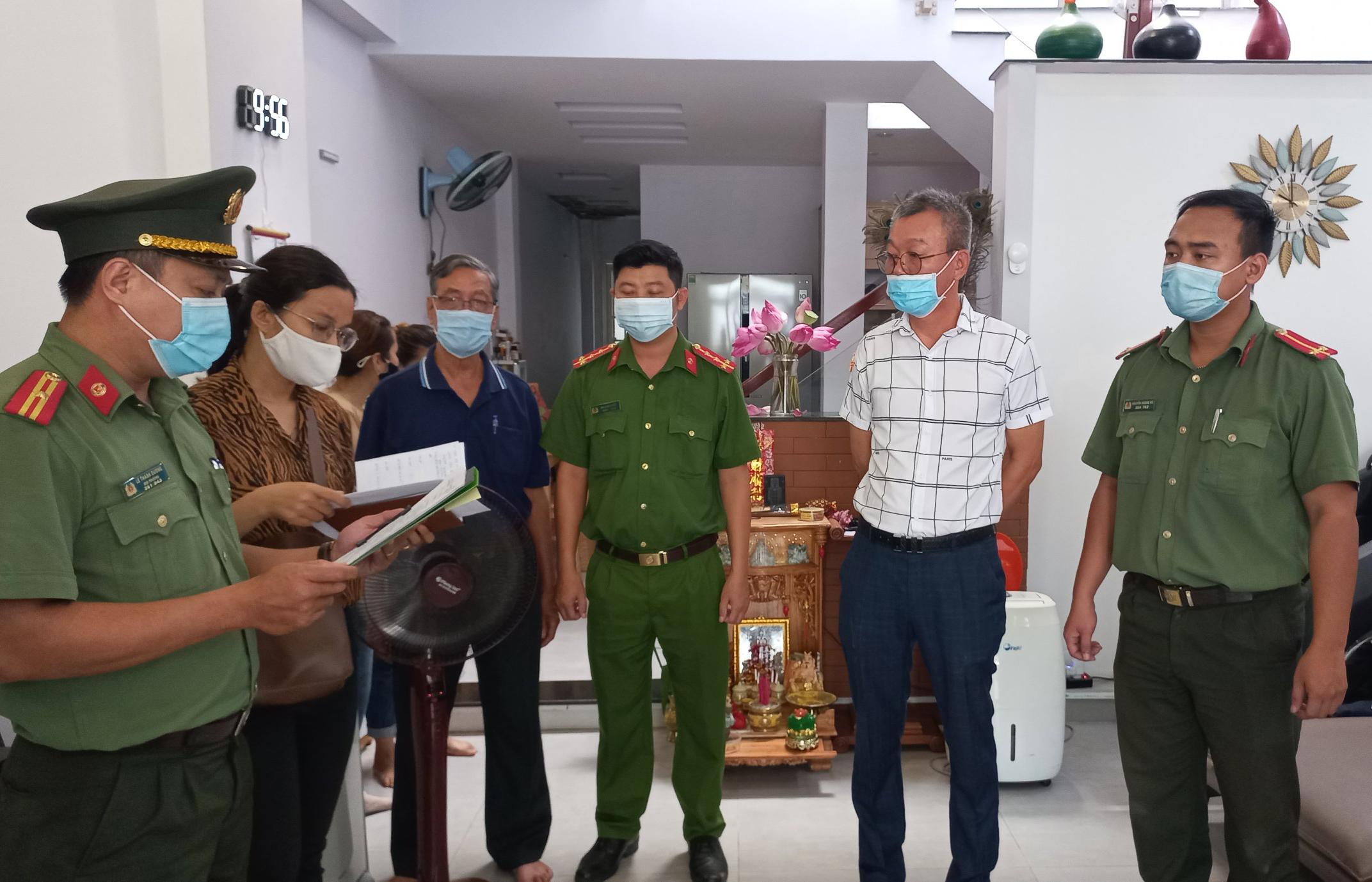 Khởi tố, bắt giam 3 người Hàn Quốc do tổ chức nhập cảnh trái phép
