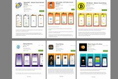 Phát hiện 172 ứng dụng đào tiền mã hóa lừa đảo