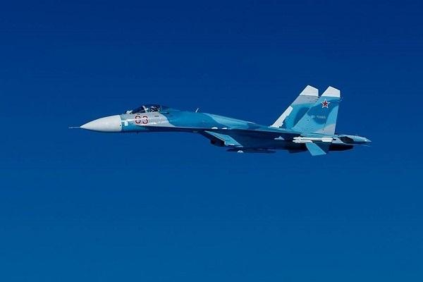 Trinh sát cơ Pháp áp sát không phận, Nga điều tiêm kích đánh chặn