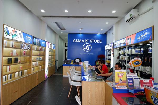 Những 'điểm cộng' của Asmart store với người dùng smartphone