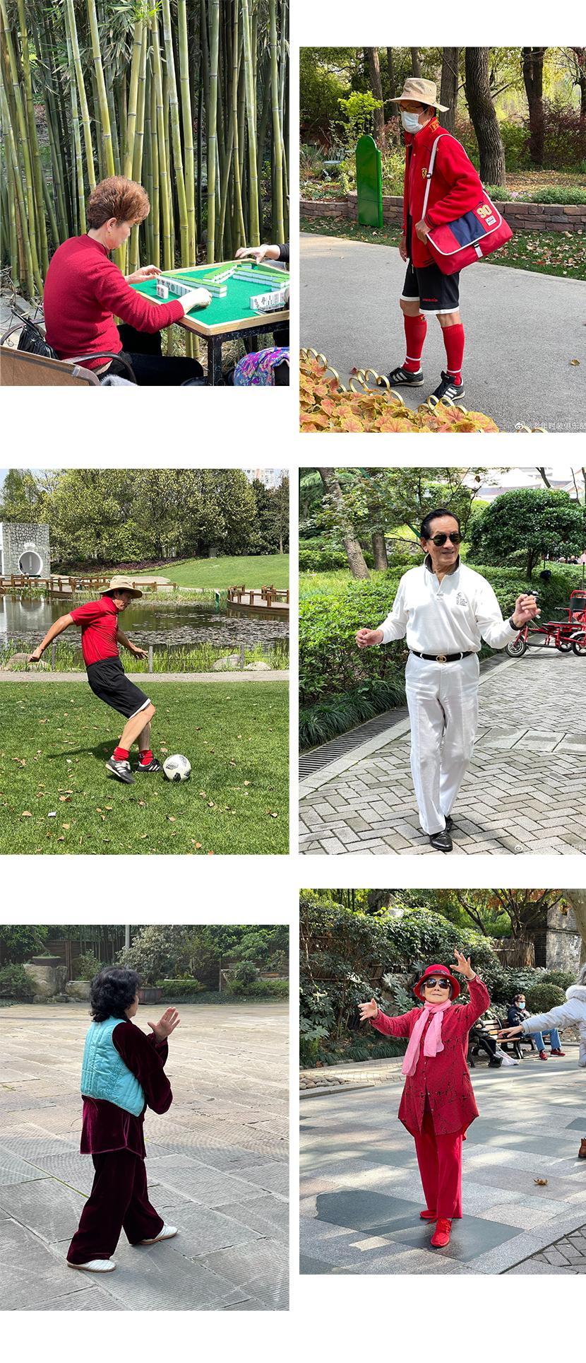 Bộ ảnh người già sành điệu truyền cảm hứng cho hàng triệu bạn trẻ