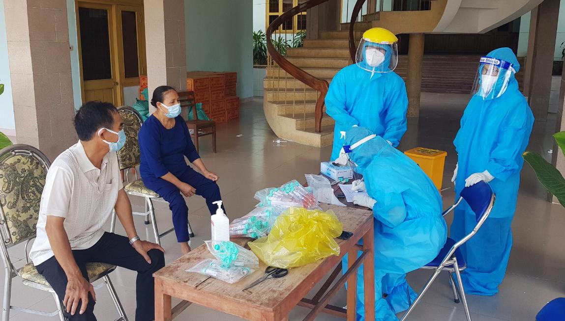 Phú Yên thêm 16 ca nhiễm, có 87 khu vực phong tỏa
