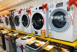 Máy giặt đua nhau giảm giá, chỉ bỏ 5 triệu các mẹ khoẻ thân