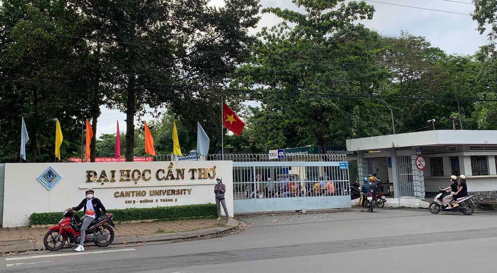 Phê duyệt chủ trương thành lập 4 trường trực thuộc ĐH Cần Thơ