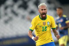 Neymar, cung tên vàng của Brazil