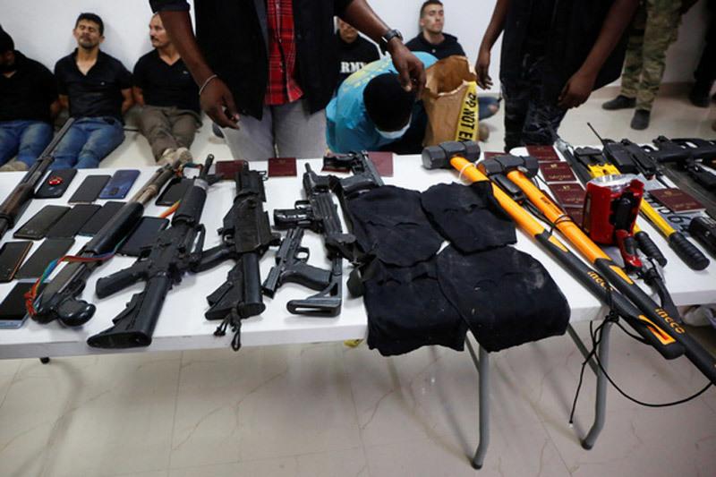 Mỹ cử FBI tới điều tra vụ ám sát tổng thống Haiti