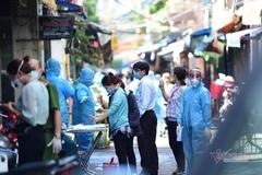 Ngày 17/9, Hà Nội có số ca Covid-19 thấp nhất trong 2 tháng qua