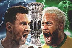 Nhận định Argentina vs Brazil: Gõ cửa thiên đường