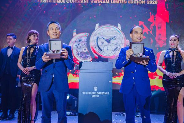 Frederique Constant Việt Nam - điểm đến của người chơi đồng hồ sành sỏi