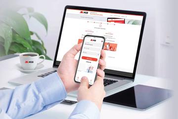 Mở tài khoản doanh nghiệp trực tuyến, giao dịch ngay sau 1 phút tại MSB
