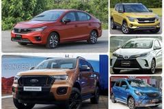 """Top 10 xe bán chạy nhất tháng 6/2021: Fadil vẫn dẫn đầu, Xpander """"biến mất"""""""