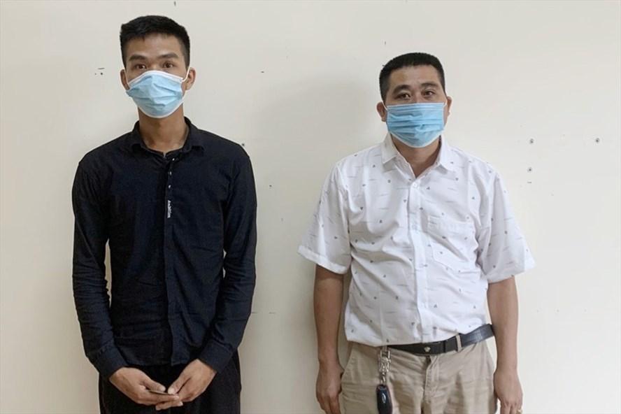 Khởi tố 2 người đàn ông đánh phóng viên bằng cuốc trong đêm