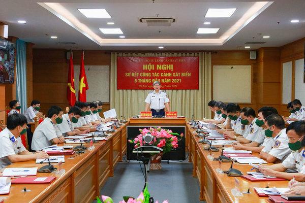 Cảnh sát biển 6 tháng cuối năm: Duy trì nghiêm lực lượng, phương tiện trực sẵn sàng chiến đấu theo quy định