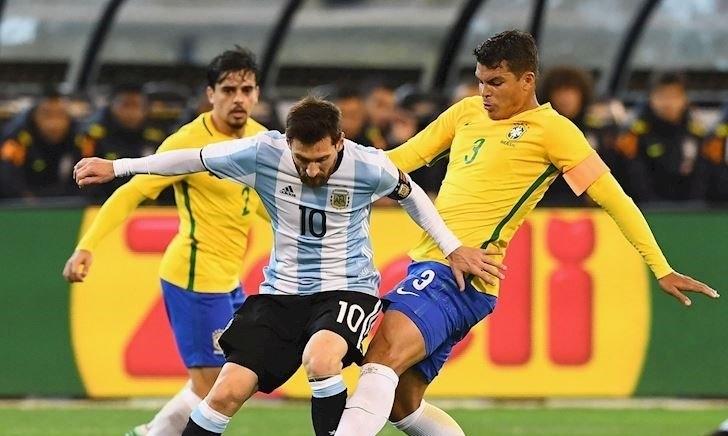 Link xem trực tiếp Brazil vs Argentina, 7h ngày 11/7