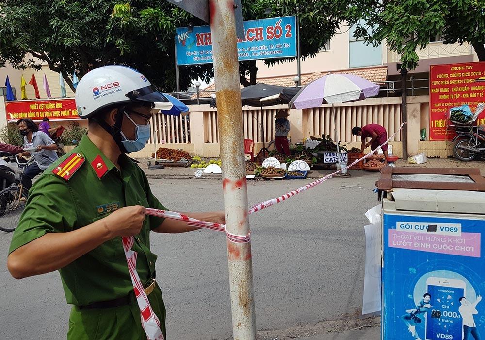 Tiền Giang cách ly xã hội theo Chỉ thị 16, Cần Thơ đề xuất giãn cách 2 quận