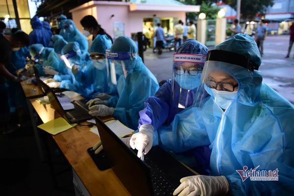 Tin tức Covid-19 hôm nay 17/10: Việt Nam có 3.193 ca Covid-19 mới, tiêm thêm hơn 1,2 triệu liều vắc xin