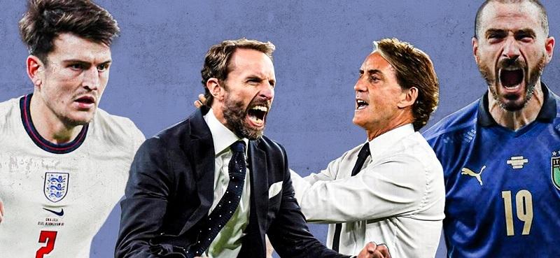 Chuyên gia chọn kèo Italy vs Anh: Số đông gây bấn loạn
