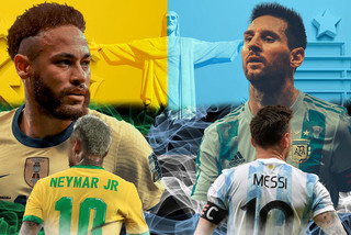 Messi vs Neymar: Giữa tình bạn và vinh quang