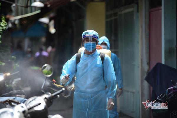 Sáng 17/9, Hà Nội thêm 3 ca Covid-19 tại huyện Thanh Trì