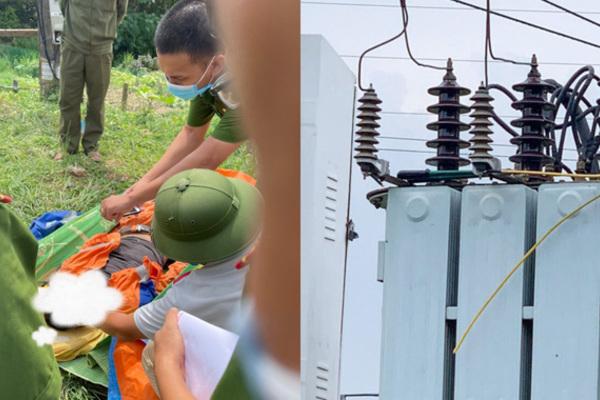 Nghi cắt trộm dây cáp điện, người đàn ông bị điện giật tử vong ở Bắc Ninh