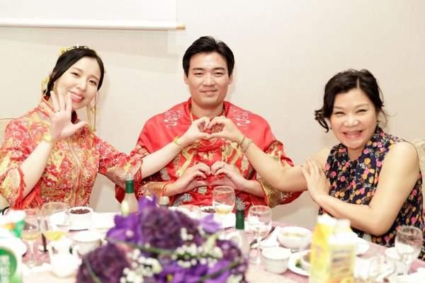 Nàng dâu Việt được mẹ chồng Đài Loan sành điệu dạy cách yêu chồng