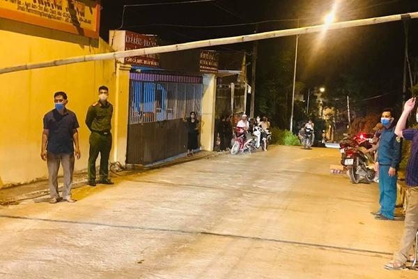 Khởi tố vụ án làm lây lan dịch bệnh Covid-19 ở Thanh Hóa