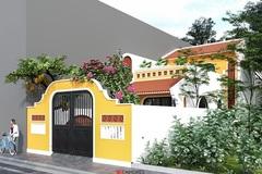 Ngôi nhà Indochine xây 700 triệu gây nhiều tranh cãi vì giống chùa chiền