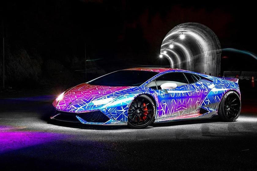 Những siêu xe sang độ 'điên rồ' của các ngôi sao nổi tiếng thế giới