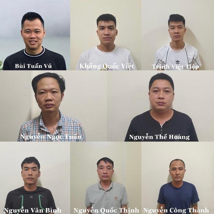 Triệt phá đường dây cá độ bóng đá hàng trăm tỷ đồng ở Lào Cai